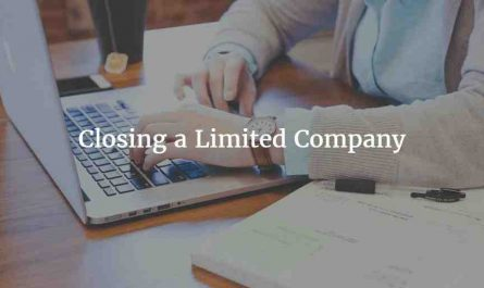 How to close a company in uk